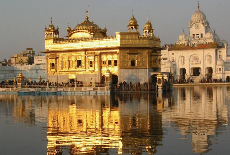 Golden Triangle and Amritsar