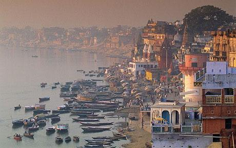 Golden Triangle and Varanasi