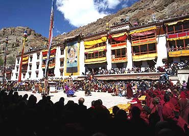 Hemis Festival Tour Package Tour